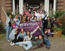 Peeeeeace! Thanx Erasmus+