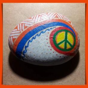 Peace_orange