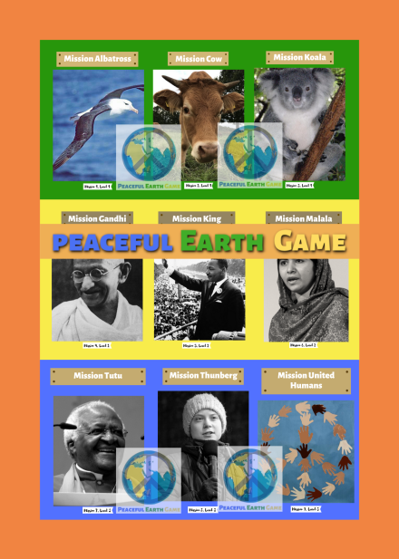 Peaceful Earth Game Cover
